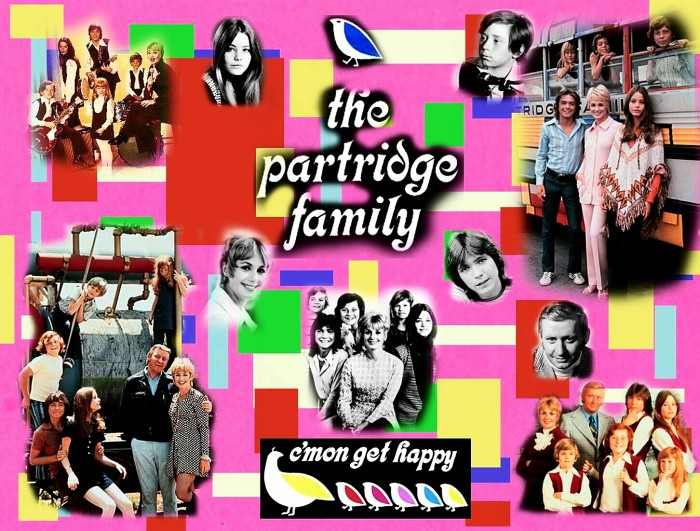 #OnThisDay... September 25, 1970 • THE PARTRIDGE FAMILY: TV Series Debuts on ABC [AUDIO+VIDEO] /