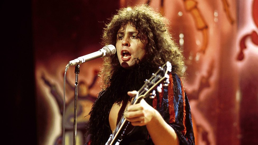 #Post • MARC BOLAN: Late 'T. Rex' Vocalist Remembered 38 Years Later [AUDIO] /