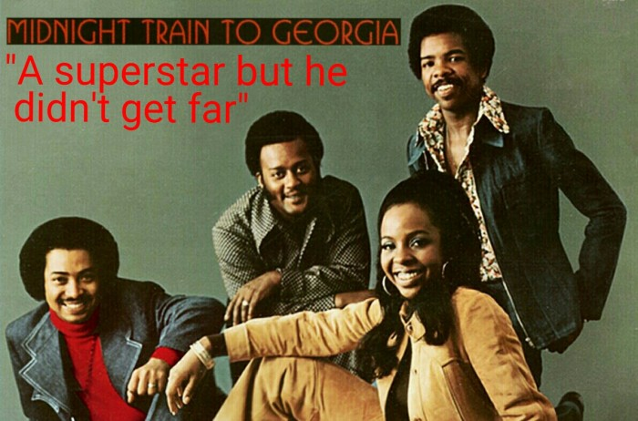#OnThisDay… October 23, 1973 • GLADYS KNIGHT & THE PIPS: 'Midnight Train' Stationed at #1 [Audio+Deeptrax+Video] /