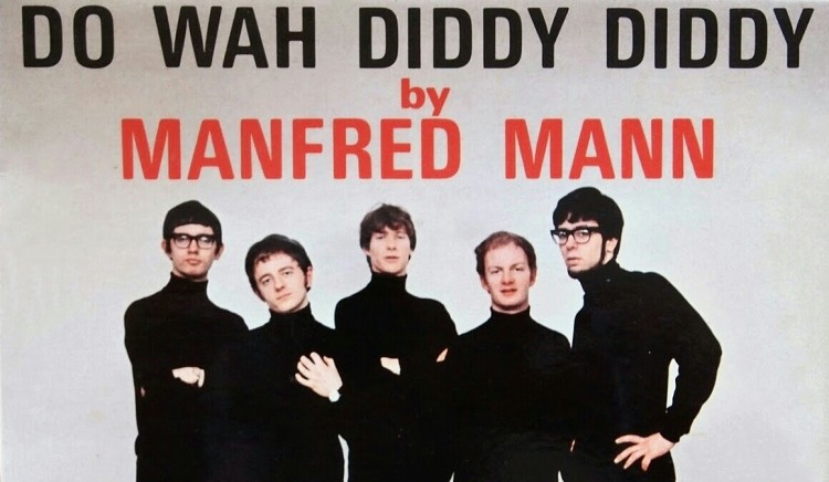 #OnThisDay… October 17, 1964 • MANFRED MANN: Doo Wah Diddy Diddy Hits #1 [AUDIO+DEEPTRAX] /