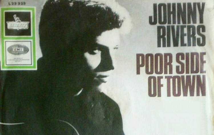 #OnThisDay... November 12, 1966 • JOHNNY RIVERS: The 'Poor Side Of Town' Strikes It Rich at #1 [Extras] /