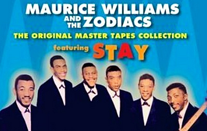 #OnThisDay… November 21, 1960 • MAURICE WILLIAMS and the ZODIACS: Their Brief 'Stay' at #1 [Audio] /