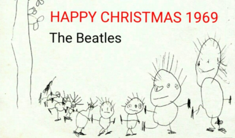 #OriginalPresentation • THE BEATLES: Official Fan Club Christmas Record (1969) in HD! /