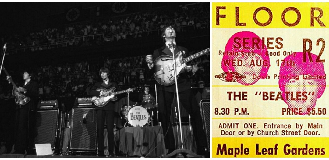 #OriginalPresentation • August 17th, 1966: The Day I Experienced 'BEATLEMANIA' Live! /