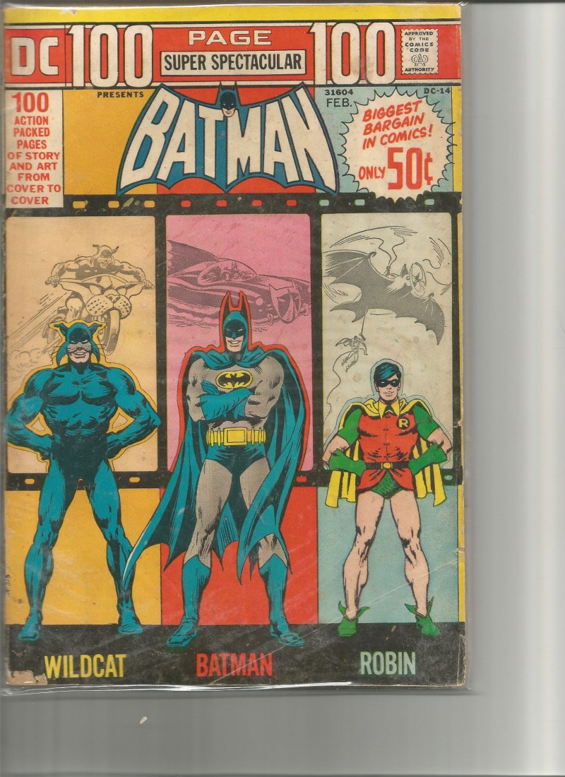 Batman Super-Spectacular 1973