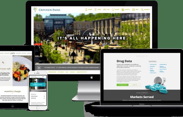 Website Design – Tier 4