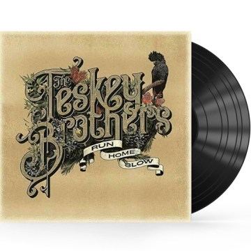 The Teskey Brothers ‎- Run Home Slow
