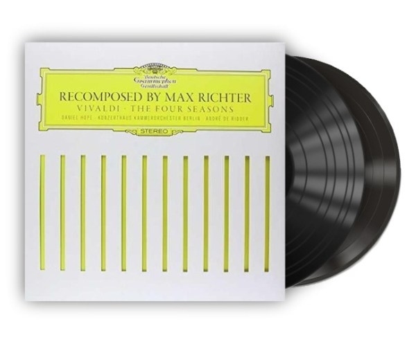 max richter recomposed by max richter vinyl