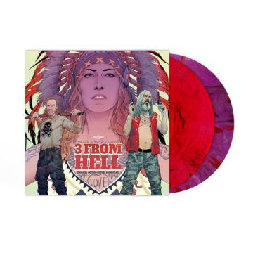 3 From Hell soundtrack vinyl