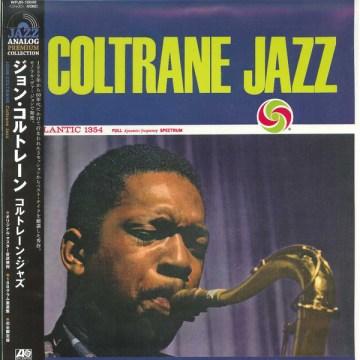 john coltrane – coltrane jazz japanese vinyl