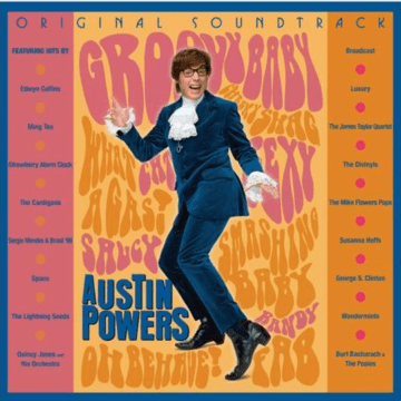 Austin Powers -- International Man of Mystery