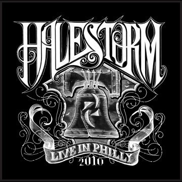 HALESTORM – LIVE IN PHILLY 2010