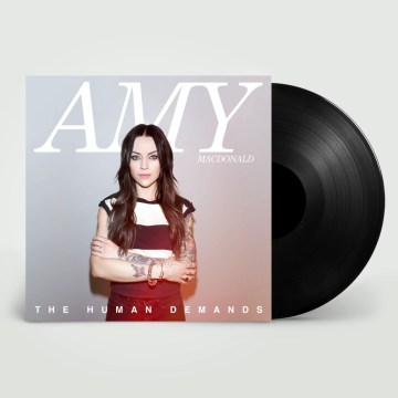 Amy Macdonald ‎– The Human Demands