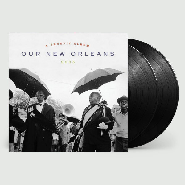 Various Artists - Our New Orleans vinyl