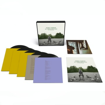 [Pre Order Info] George Harrison - All Things Must Pass (50th Anniversary)