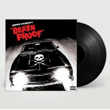 "Various Artists – Quentin Tarantino's ""Death Proof"" vinyl"
