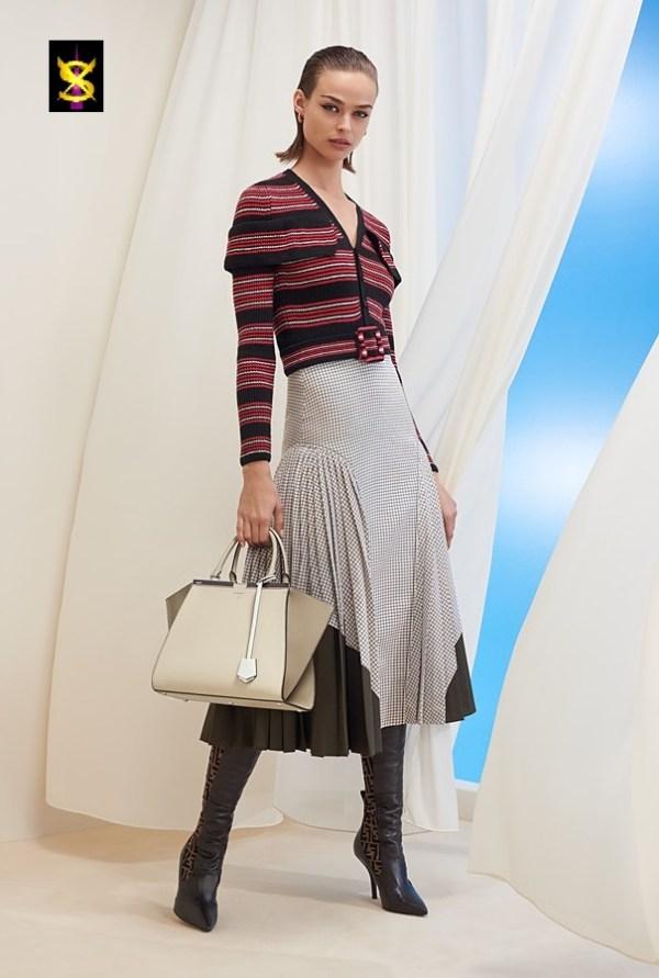 House of XI's Style™ Magazine Oui Fashion™ Fendi ...