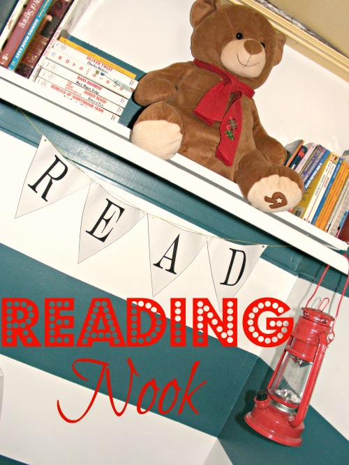 Kids' Reading Nook 1