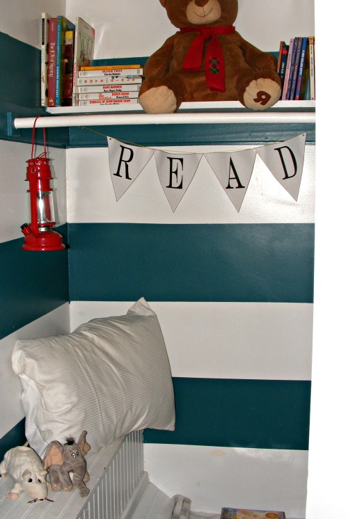 Kids' Reading Nook 5