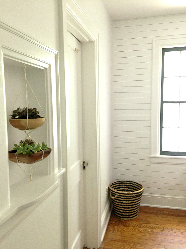 Hallway Makeover Sneak Peak -- Houseologie.com