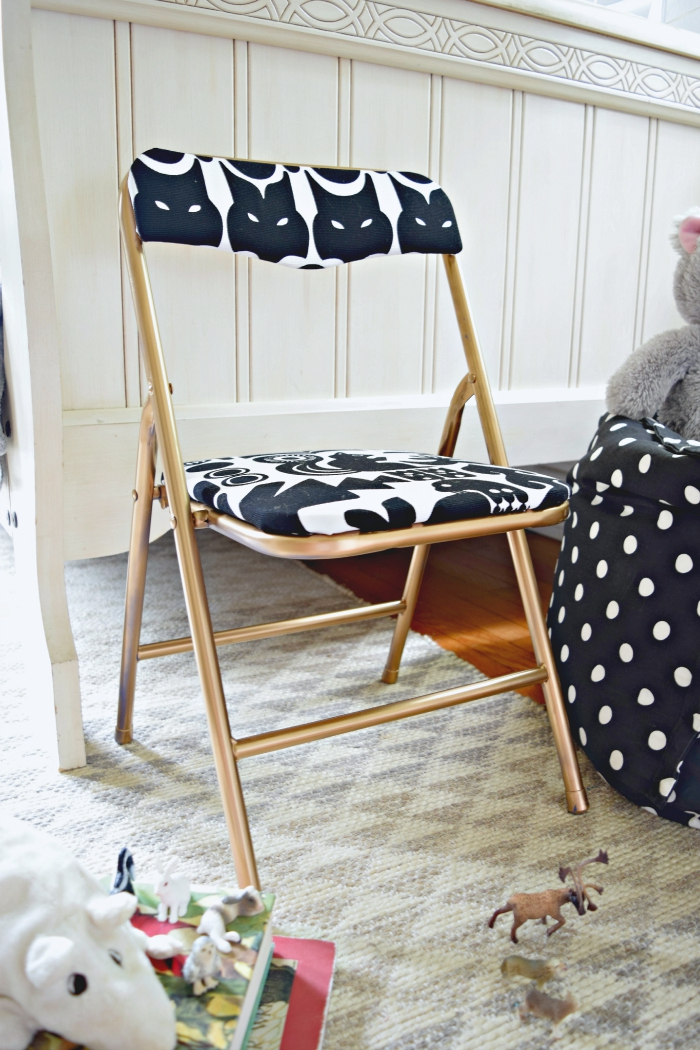 Awe Inspiring Diy Upholstered Kids Folding Chair Caraccident5 Cool Chair Designs And Ideas Caraccident5Info