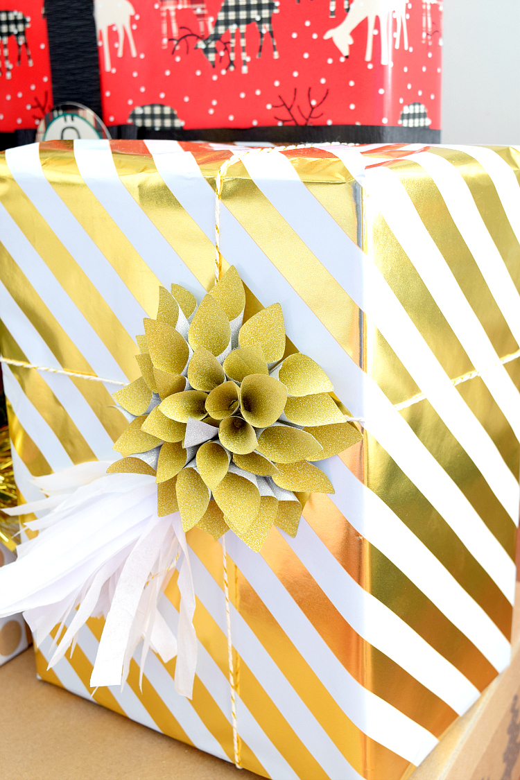 Gift Wrapping Modern Ideas