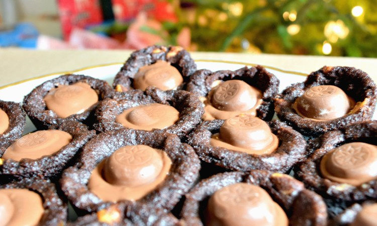 Nestle Tollhouse White Chip Brownie Peanut Butter Cups