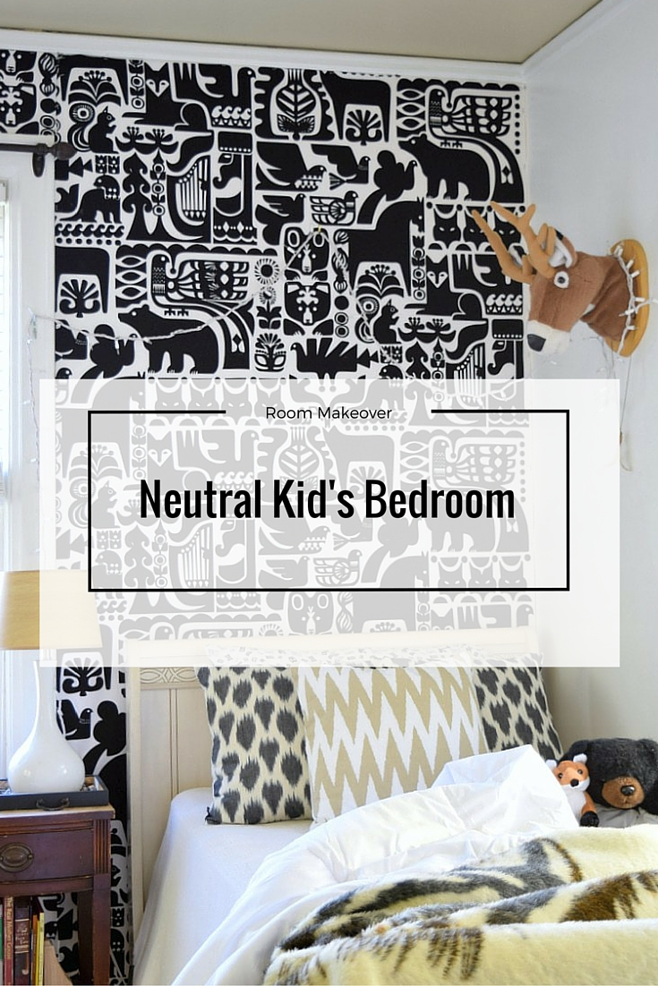 Neutral Kid's Bedroom