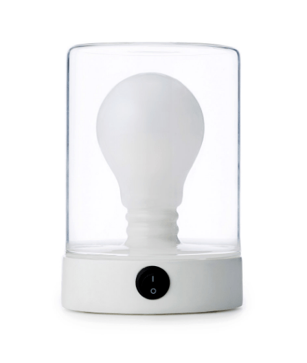 This modern little nightlight is so cute! My kiddos would love to have this in their bedroom!