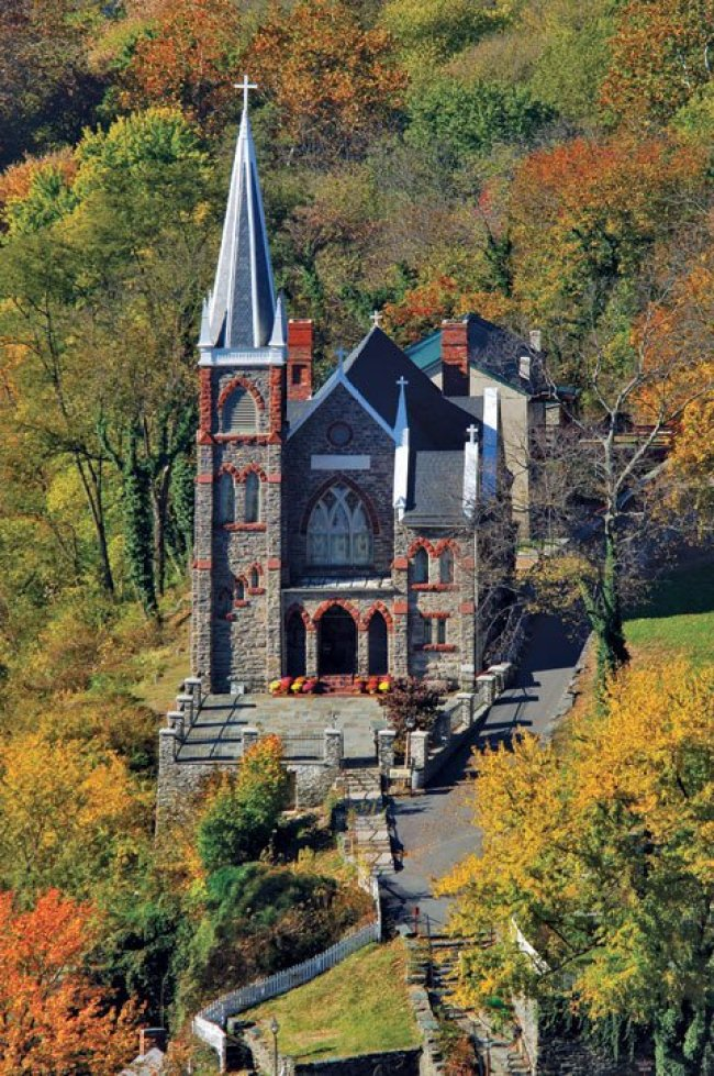 harpers-ferry-wv-church