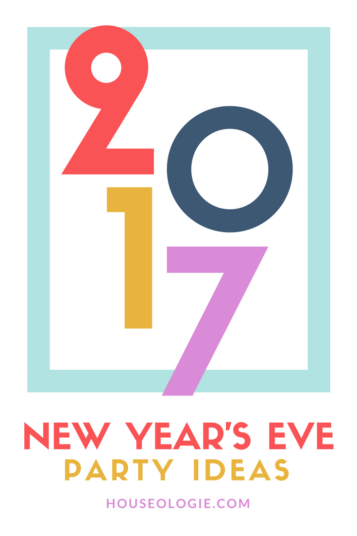 Some of the BEST New Year's Eve Party Ideas