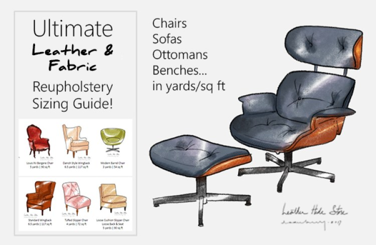 Leather & Fabric Reupholstery Guide