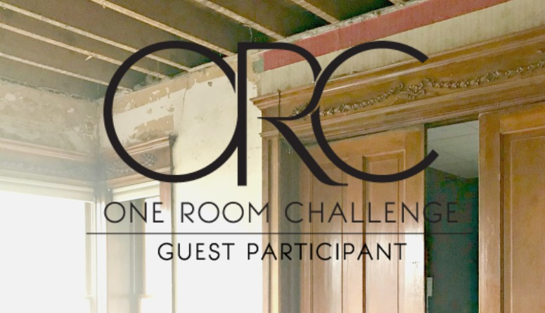 One Room Challenge Week 2 | Demo All The Things