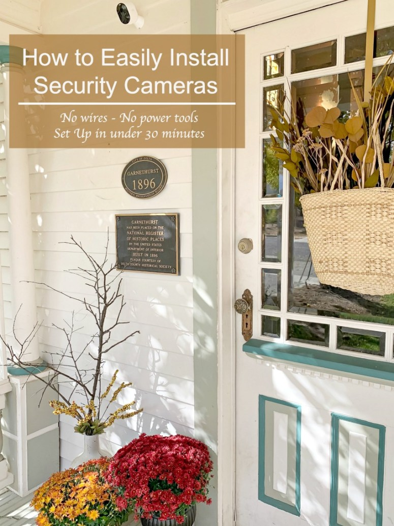 How To Install Security Cameras
