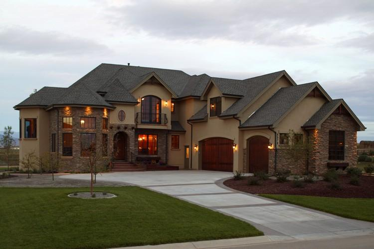 Luxury Plan 5711 Square Feet 5 Bedrooms 45 Bathrooms