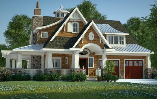 Craftsman Plan 3197 Square Feet 4 Bedrooms 35