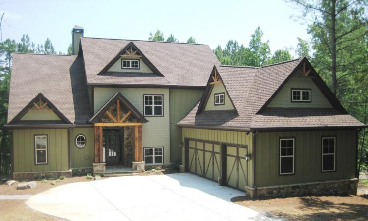 Mountain Style House Plans & Home Designs