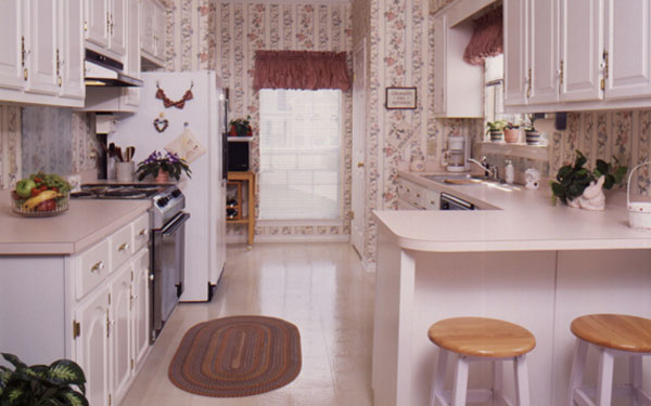 Layouts Narrow Family And Room Room Kitchen