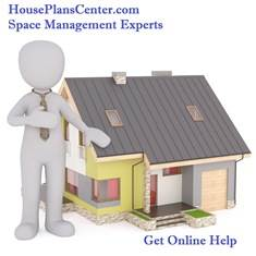 House plans Center Online help