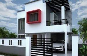house front elevation design for 30x40