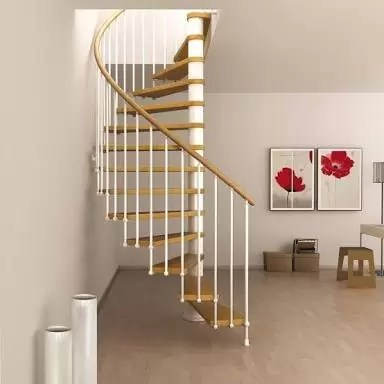 spiral staircase for house design