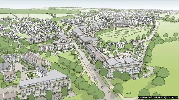 Self build Bicester: first UK community gets go-ahead