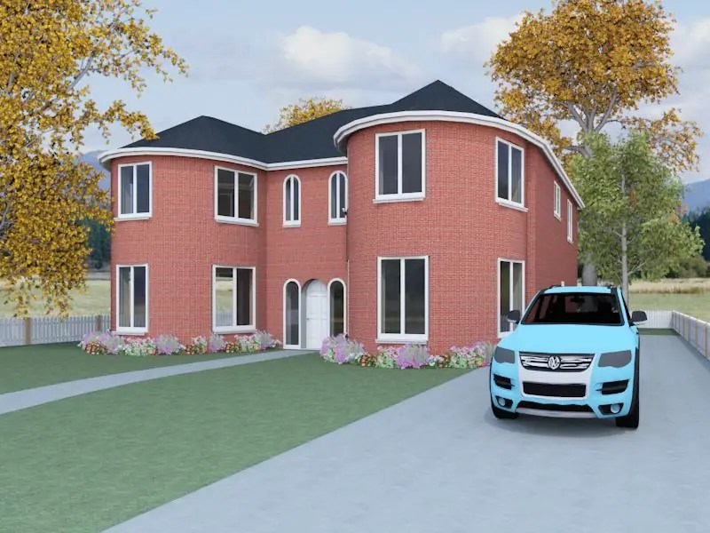detached house designs