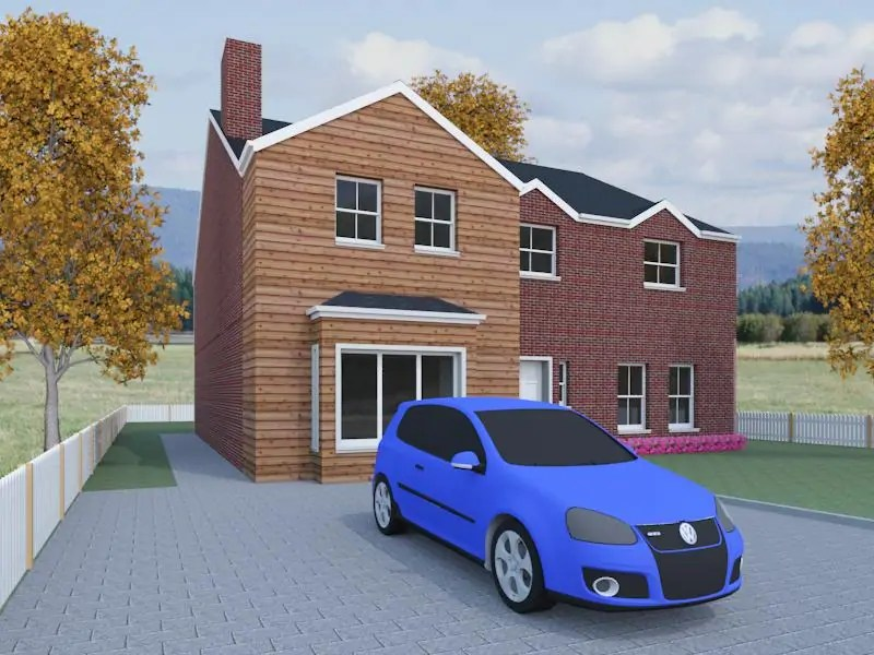 Five Bedroom House Designs - The Duxmere