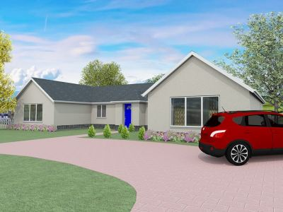 traditional bungalow plans