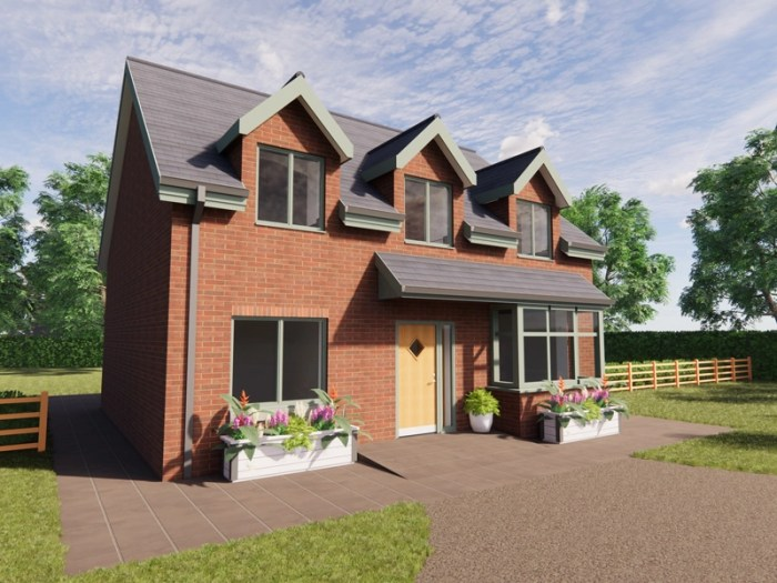 self build home designs