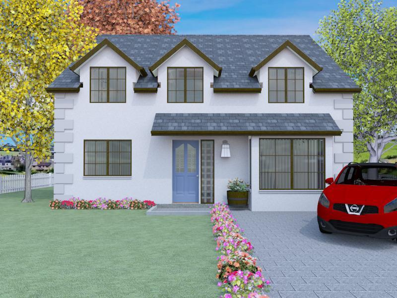 self build home designs