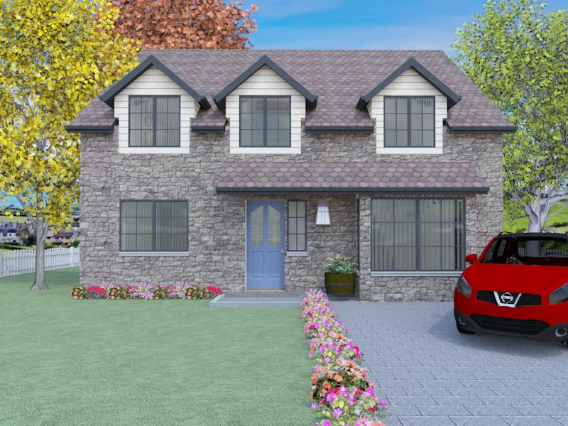 Self Build Home Designs The Hardwicke Housplansdirect