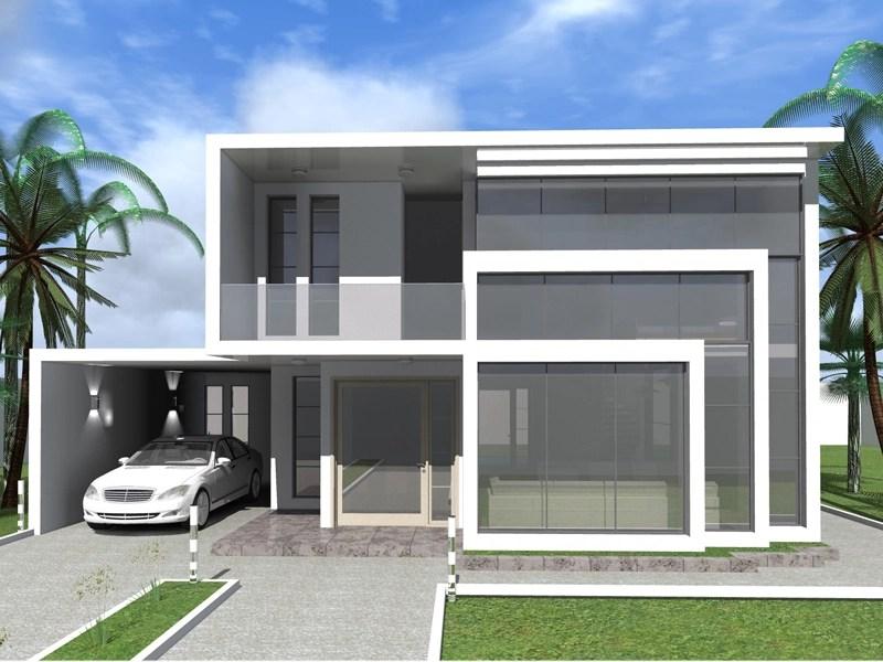 Superbe Two Bedroom Maisonette House Design