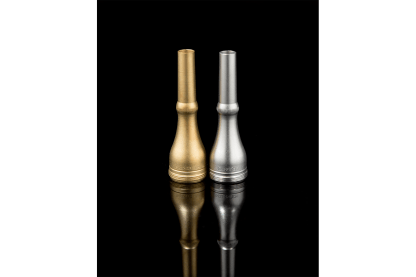 Houghton Horn 2-Piece Models in Brass and Stainless